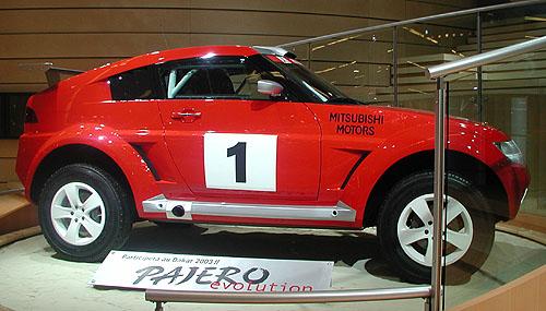 Mitsubishi Pajero slaví dvacet let a 2 100 000 vyrobených vozů