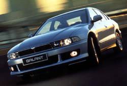 Mitsubishi Galant s motorem GDI