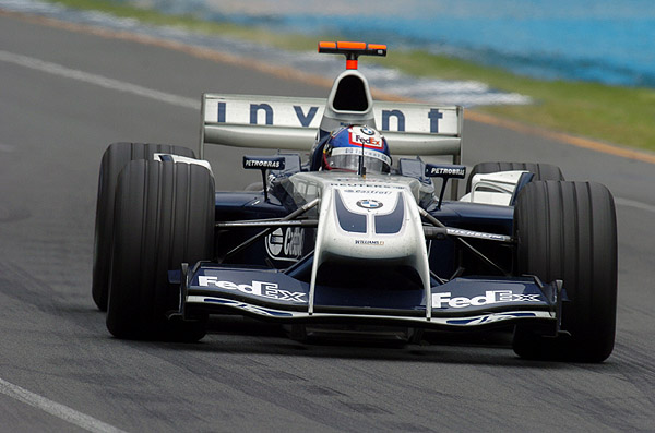 První závod F1 sezóny 2004 – březnová Velká cena Australie