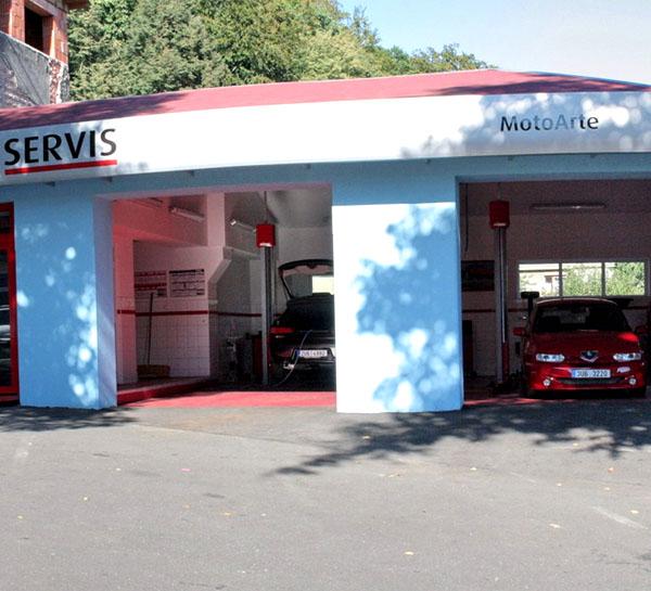 Alfa otevřela nové servisní středisko vDěčíně