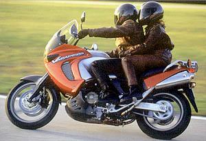 Motocyklový sen se jmenuje Varadero