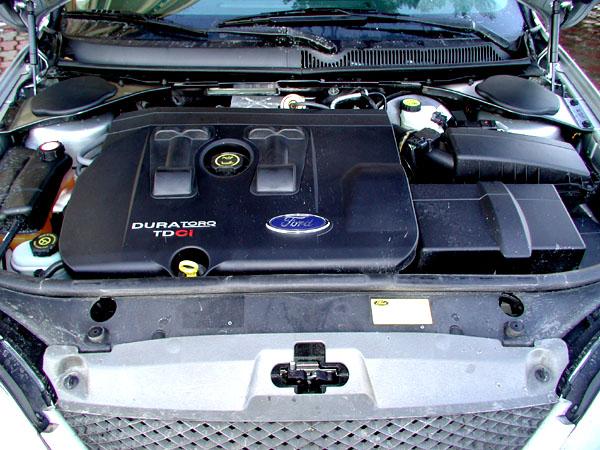 Jak se jezdí s novými motory Ford Duratorq-Ci