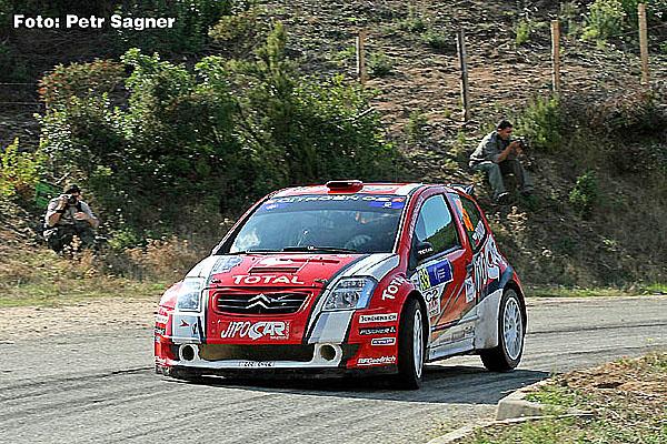 Korsika: Martin Prokop zakončil sezonu vJRC vítězstvím