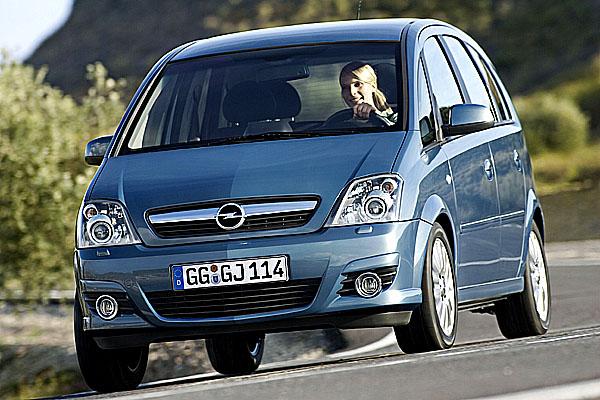 Opel Meriva potvrzuje špičkovou kvalitu