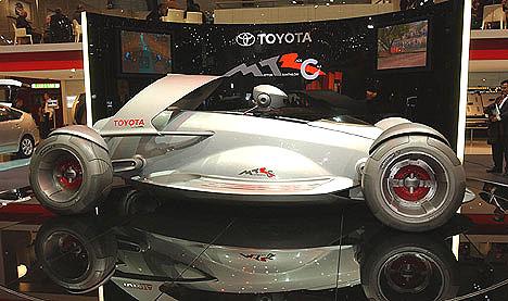 Toyota na autosalonu v Ženevě