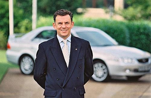 Nový Sales Vice-president vMazda Motor Europe
