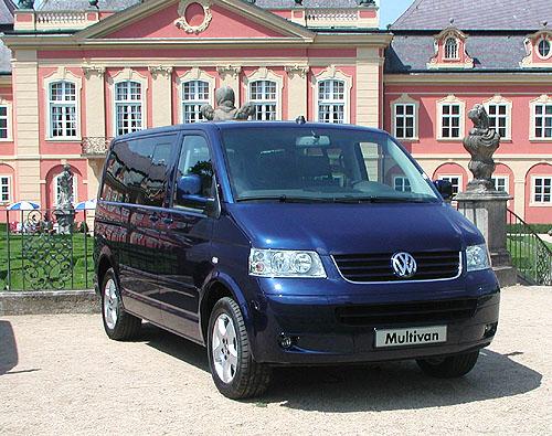 Volkswagen Multivan nové generace přichází právě včas