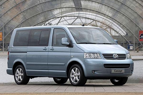 Nový VW Multivan Atlantis a VW Startline na českém trhu