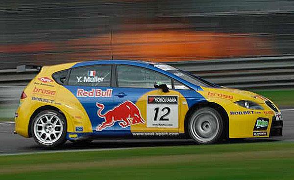SEAT úspěšný ve WORLD TOURING CAR CHAMPIONSHIP 2007