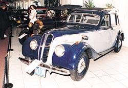 Automobilová historie ve Fichtelbergu