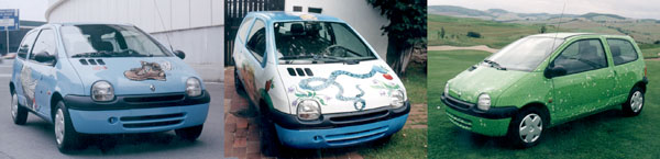 Nadace Archa Chantal a Renault