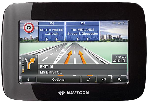 GPS systémy NAVIGON vstupují na český trh