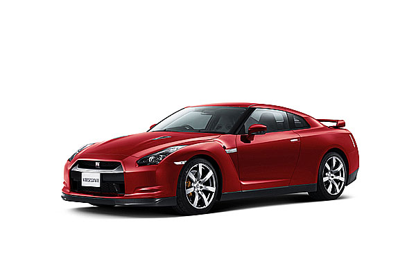 Velmi podrobně o supervozu 21. století –novém Nissanu GT-R svýkonem 353 kW (480 k)