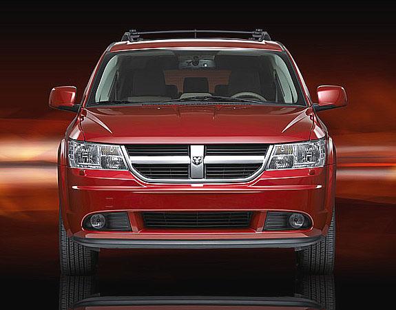 Nový Dodge Journey přináší sebevědomý design, praktičnost, bezpečnost a variabilní prostorný interiér