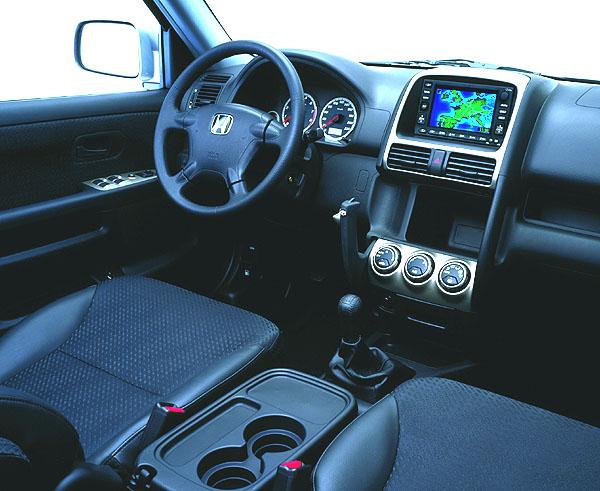Nová Honda CR-V svýznamnými inovacemi na našem trhu