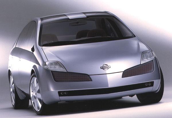 Nissan Fusion míří do budoucnosti