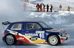 Micra V6 na stupních vítězů