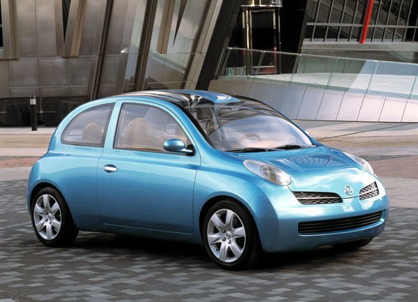 Nissan mm.e: předzvěst nové Micry
