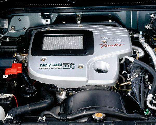 Nissan Patrol GR snovým turbodieselem 3.0