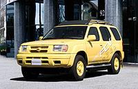 Nissan Xterra FCV vběžném provozu