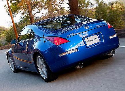 Sportovní kupé 350Z sbírá jedno ocenění za druhým.