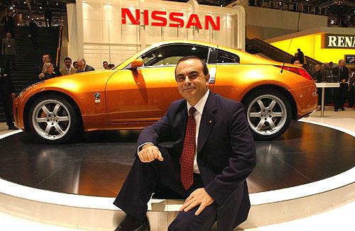 Evropská verze NISSANu 350Z představena na právě končícím ženevském autosalónu