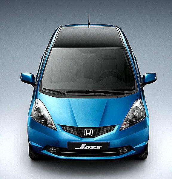 Zcela nová Honda Jazz