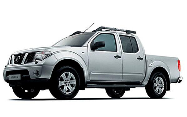 Nissan Navara jedničkou na českém trhu