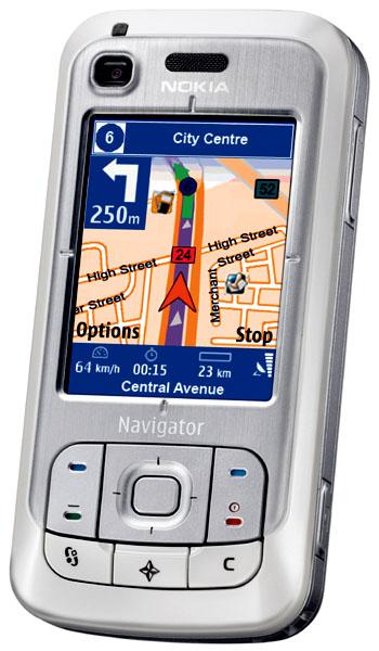 Telefon Nokia 6110 Navigator prokázal své schopnosti v nejobtížnějších podmínkách