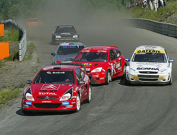 FIA ME v Rallycrossu 2004