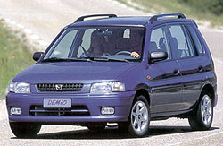 Týden Mazda Demio 24. – 30.4.1999