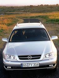 Nový Opel Omega 2000