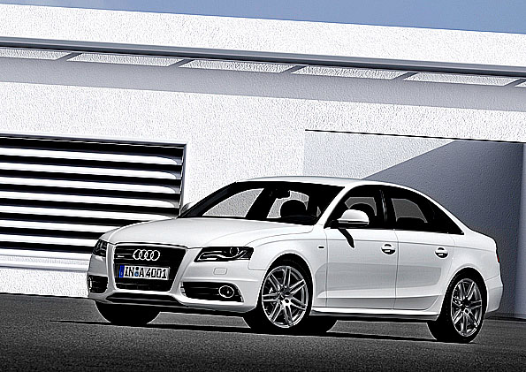 O Audi A4 podrobně