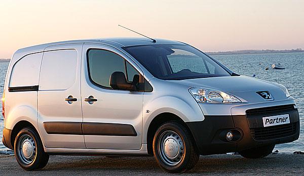 Nový Peugeot Partner