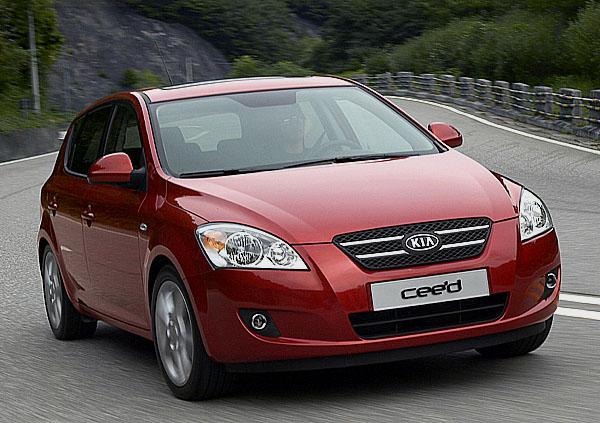 Prodej automobilů značky KIA dosáhl vroce 2007 na českém trhu nebývalé úrovně