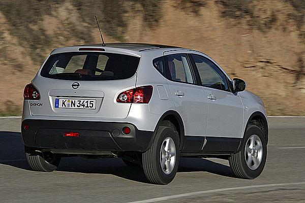 Nissan Qashqai – česká premiéra