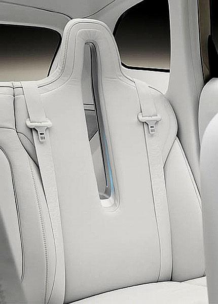 XC60 Concept– pohled na příští Volvo XC a budoucnost designu značky