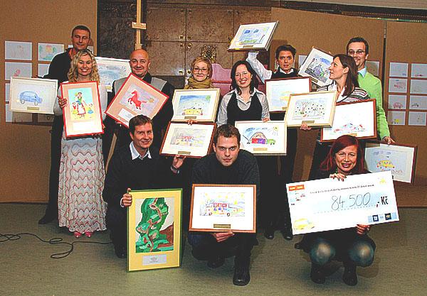 Chevrolet podpořil SOS dětské vesničky