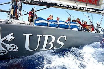 Startem závodu Volvo Ocean Race 2005-6 bylo včera vyhlášeno přístavní město Vigo vzápadošpanělské provincii Galicia.