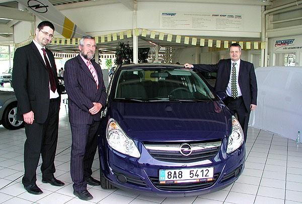 Další úspěch Opelu na poli fleetových prodejů