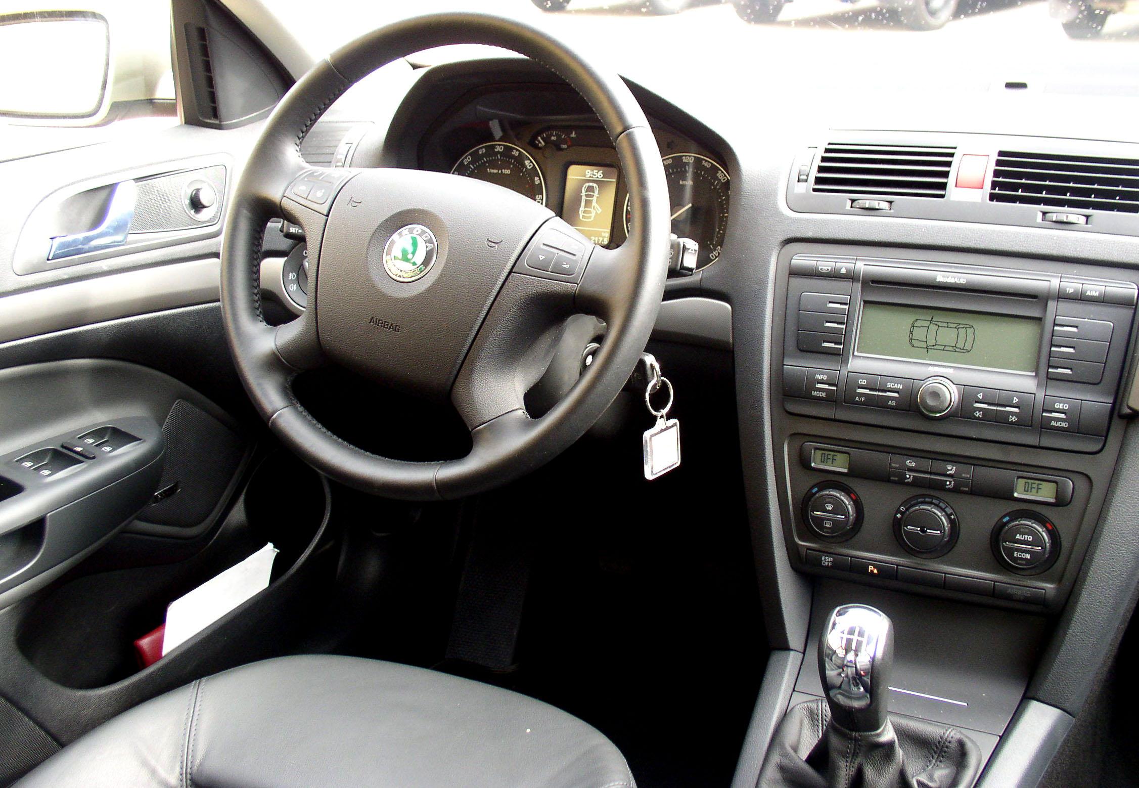Škoda Octavia 2.0 TDI PD: rychle a přitom úsporně