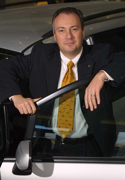Stephen Odell presidentem Mazda Motor Europe a Senior Adviser Mazda Motor Corporation