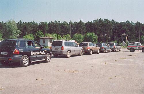 První Hyundai Off Road Day úspěšně proběhly 25. 5. v Milovicích