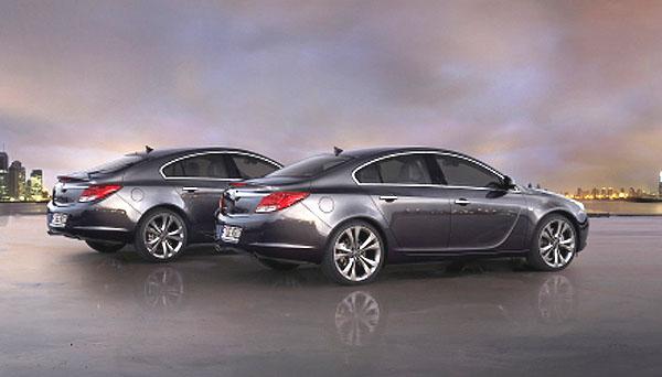 """Nový Opel Insignia """"přistál"""" vLondýně"""