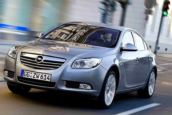 Nový Opel Insignia: Atraktivní model za atraktivní cenu