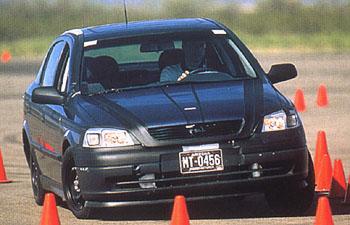 Opel Astra 98 - hvězdná série pokračuje