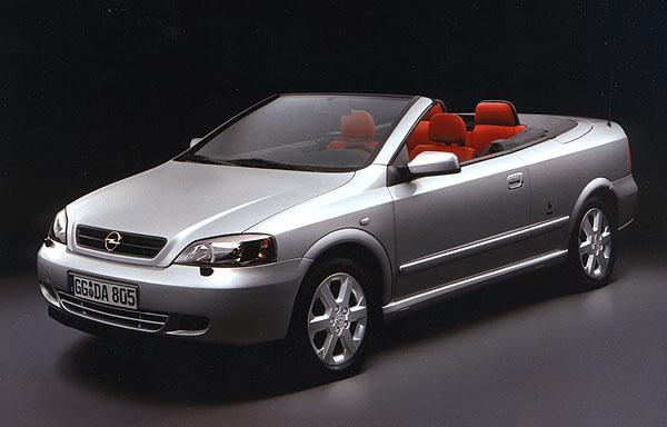 Opel Astra Cabrio bude v Ženevě