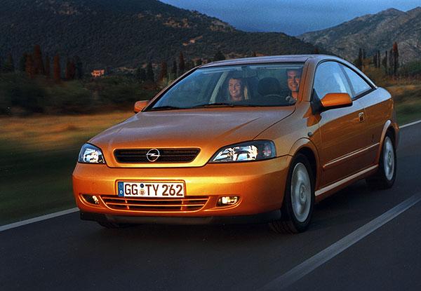 Opel Astra Coupé: Důkaz o krásném autě