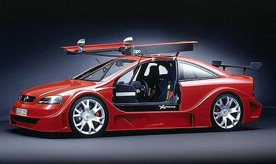 Opel Astra Coupé OPC X-Treme: Co více dodat?