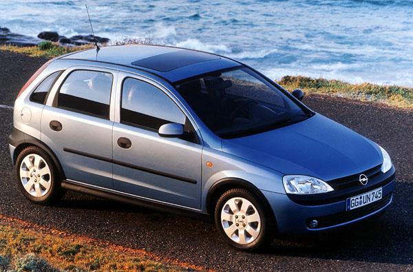 Opel Corsa: Nový model na podzim